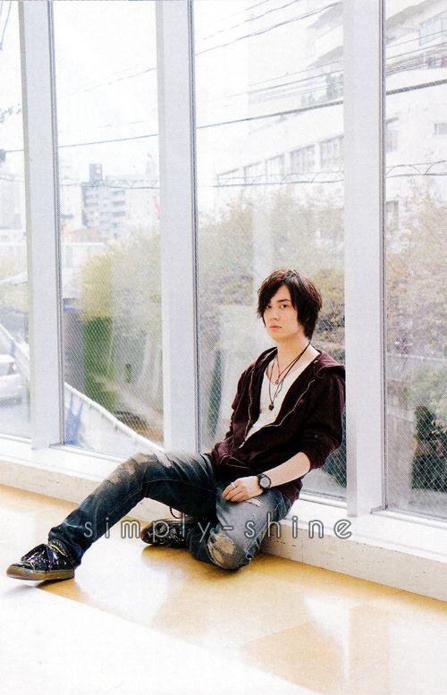 Japanese voice actor: Suzuki Tatsuhisa (鈴木達央)╰(*´︶`*)╯♡