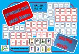 Present and Irregular Past tense Playing cards for EAL/ ESL/ ELL/EFL