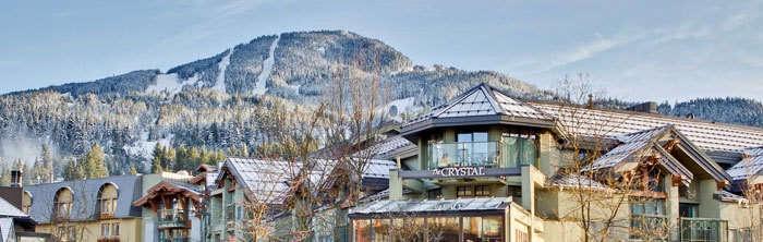 Crystal Lodge • Whistler, Canada