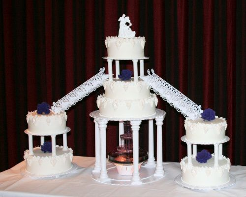 wedding cake water fountain 17 best ideas about wedding cakes on 26791