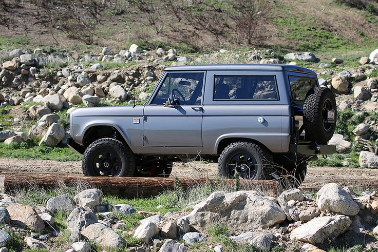 ICON4x4 • ICON BR in 2020 Ford bronco, Suv car, Suv