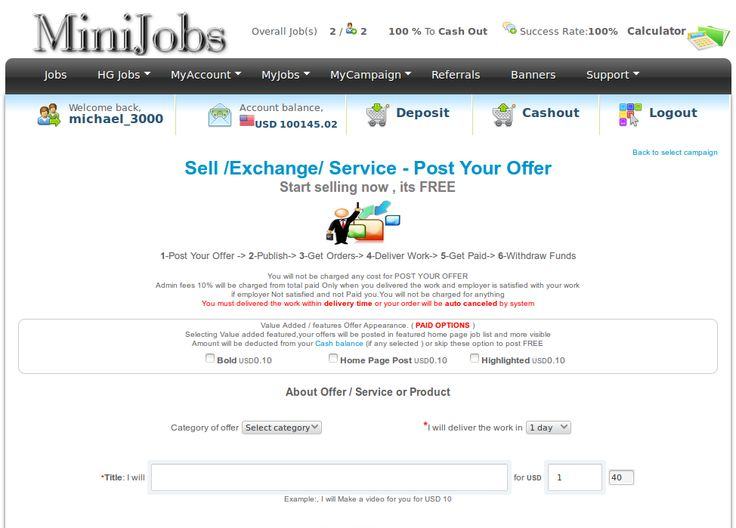 http://minijobs4you.com - on that form you can sell for free whatever you want.