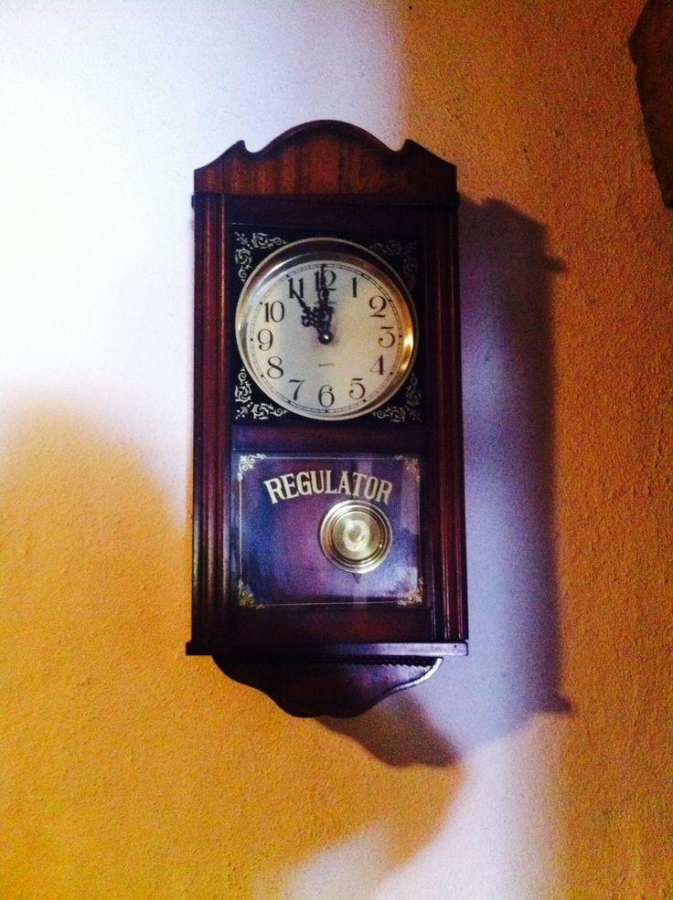 Deco reloj