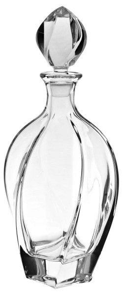 Bohemia Crystal Atlantis Whisky Decanter 900ml