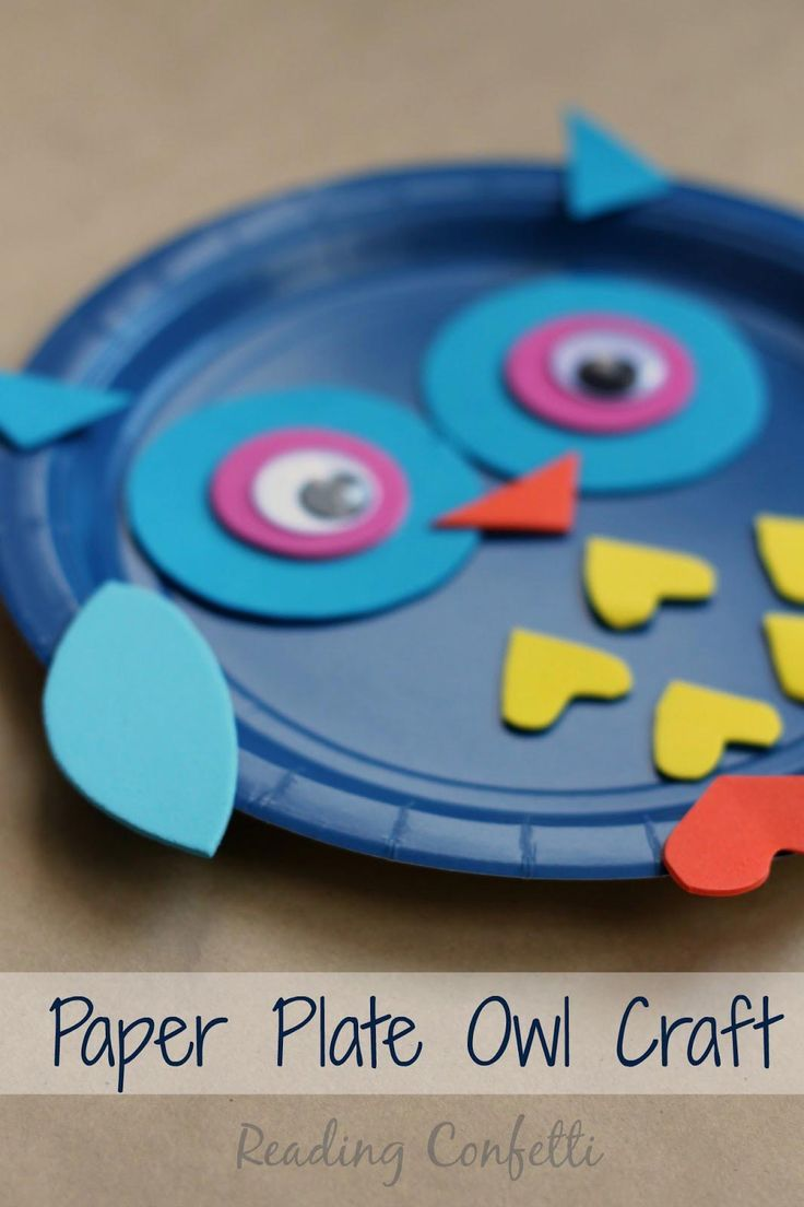 Owl Crafts for Kids: 10 Crafts to Make at Home