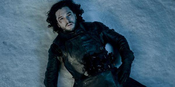 Jon Snow dies - Game Of Thrones: Jon Snow's Fate, According To Kit Harington image