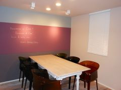 """CHALK BOARD PAINT """"LIBRARY RED"""""""