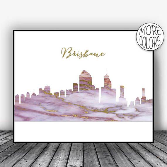 Brisbane Print, Brisbane Skyline, Brisbane Australia, Office Decor, City Skyline Prints, City Skyline Art, Office Wall Art, ArtPrintsZoe #ArtPrintsZoe #Brisbane #CitySkylinePrints #CitySkylineArt #SkylineArt #OfficeDecor #OfficeWallArt #CityArtPrint #OfficeDecoration #ArtPrint