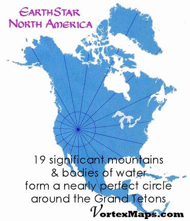 these maps of the world energy grid promote deeper connection to sacred vortex points