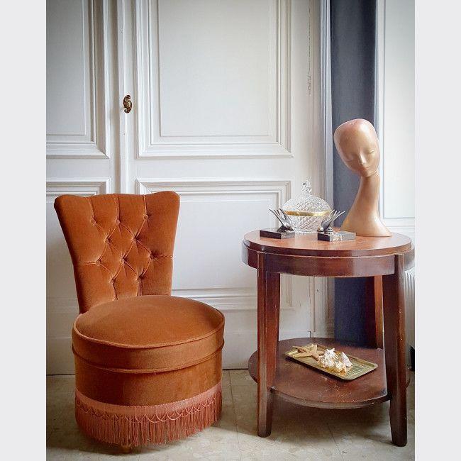 1000 ideas about fauteuil crapaud on pinterest fauteuil bridge fauteuil v - Fauteuil crapaud velours beige ...