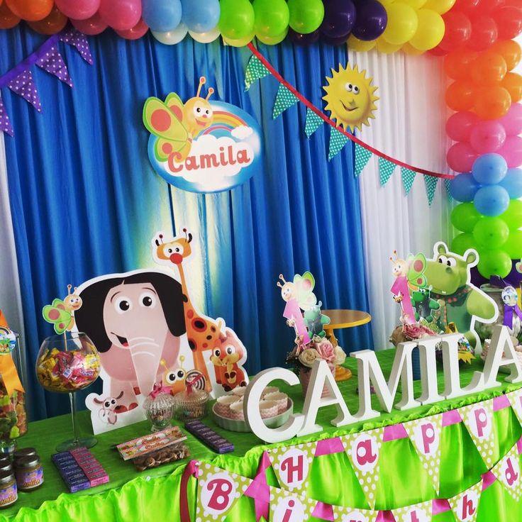 fiesta babytv, babytv party