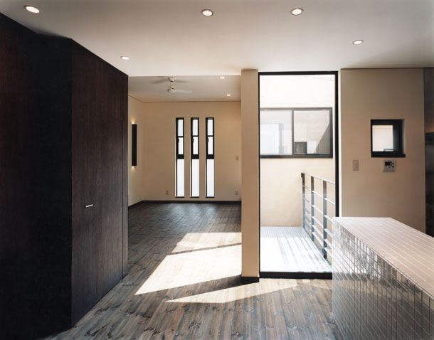 和の素材を活かした和風モダン住宅(兵庫県神戸市) | 設計事務所フリーダム