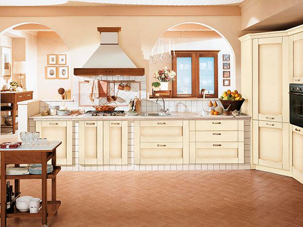 17 migliori idee su cucine in stile country su pinterest for Piani di casa cottage gotico
