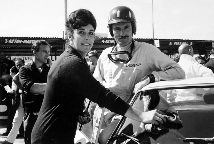Betty & Graham Hill UK Racing History.