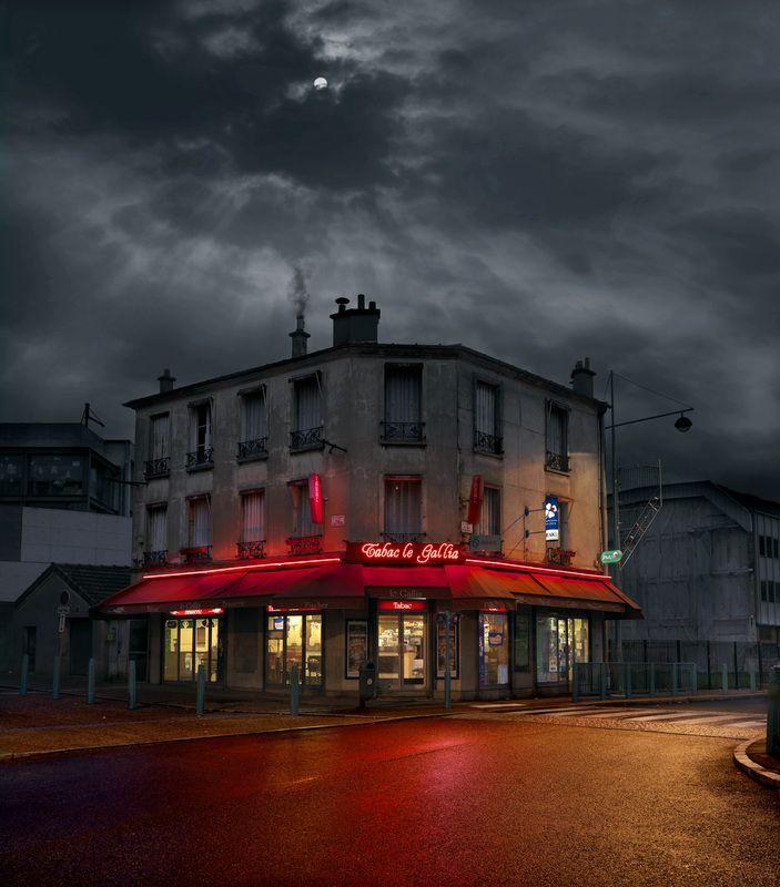 Blaise Arnold photographie la rue, les punks et les bistrots mieux que personne - Noisey