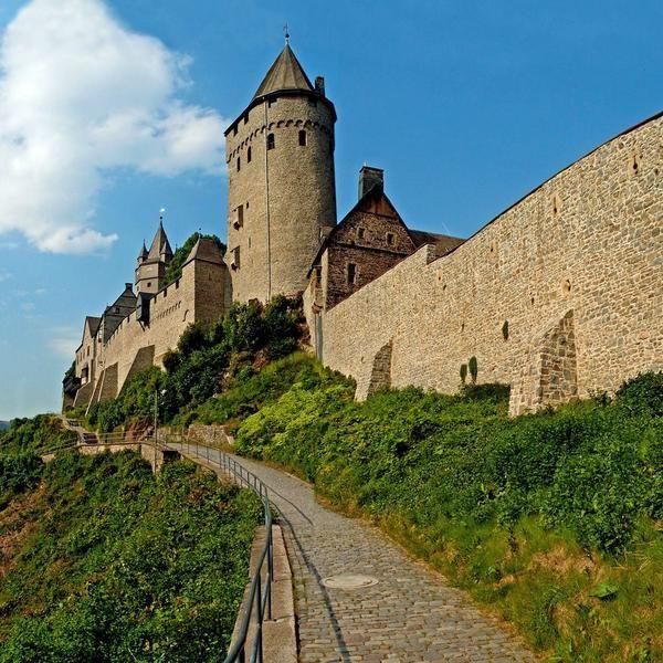 Burg Altena / Attraktionen - Sauerland-Tourismus e.V.