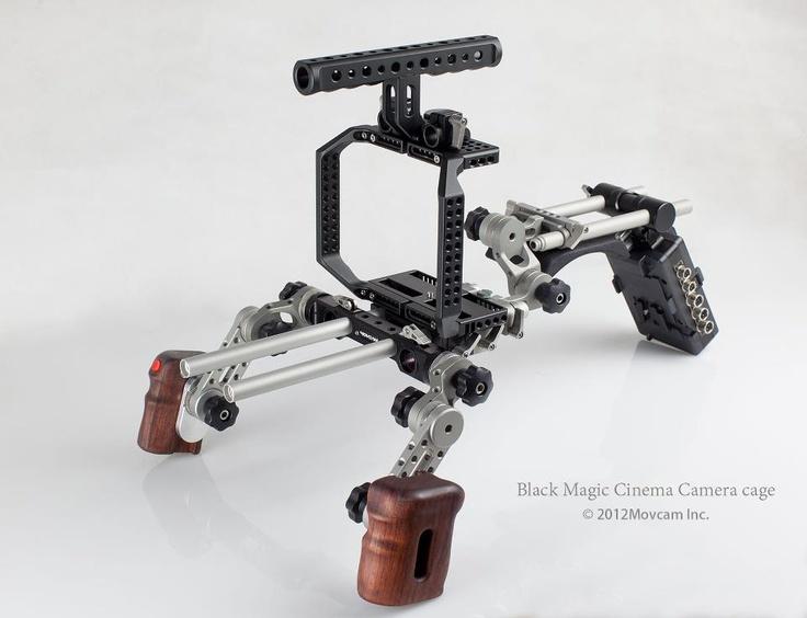 MovCam shoulder rig