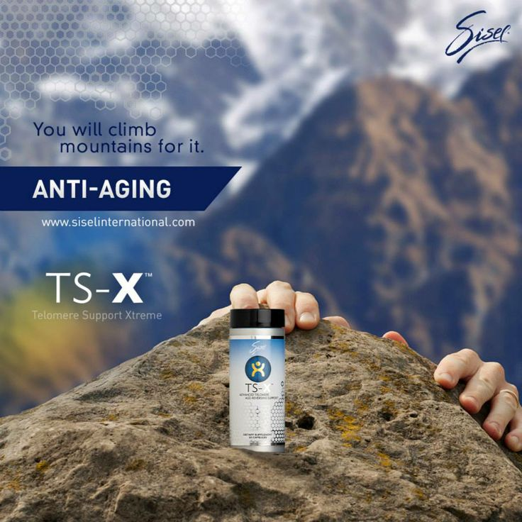 *Telomere Support from SISEL* TS-X - Telomere Support Xtreme is Now Available from SISEL International, the Premier Health, Wellness and Longevity Company. *Affordable, Potent Telomere Support.* http://sizzlenow.mytsx.com/