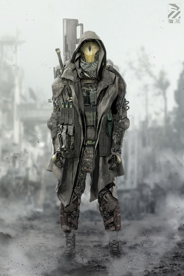 Bounty Hunter by Nivanh Chanthara deviantART. (via Bounty Hunter. by duster132 on deviantART)
