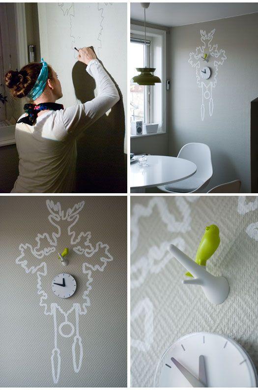 Reloj de cuco barato : x4duros.com