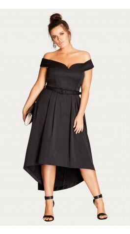 Shop Women's Plus Size Women's Plus Size Occasion Dress | City Chic USA