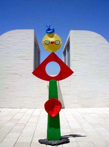 Fundació Joan Miró, #Barcelona #Catalonia