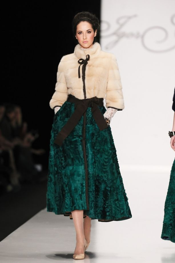 IGOR GULYAEV Fall 2014-15 Collection | Galleries | FashionTV | fashiontv.com