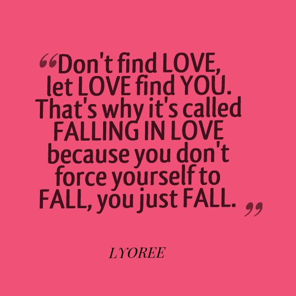 Discover And Share Finding Love Quotes. Explore Our Collection Of  Motivational And Famous Quotes By Authors You Know And Love. Images