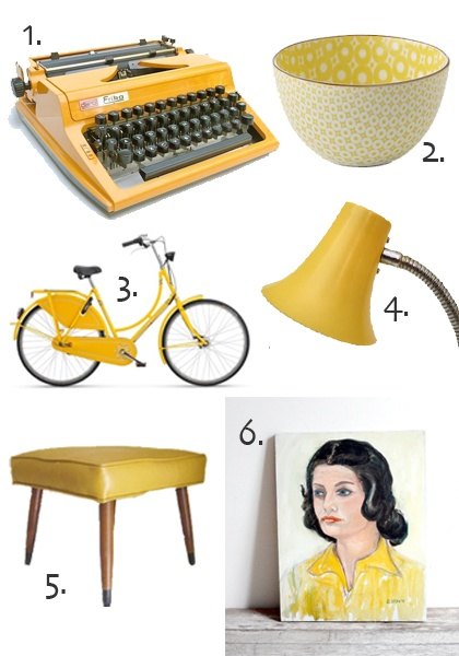 17 Best images about YELLOW things... on Pinterest ...