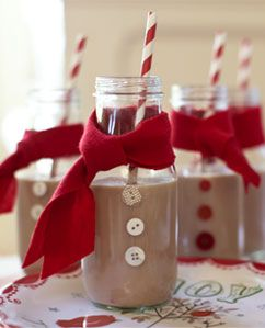 How to Plan a Christmas Cookie Exchange - Those are adorable!