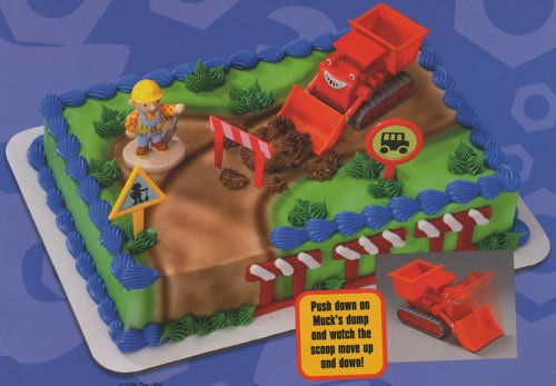 BOB THE BUILDER PARTY ITEMS - * YOU CHOOSE* - CAKE TOPPERS & PICS (NEW) | eBay