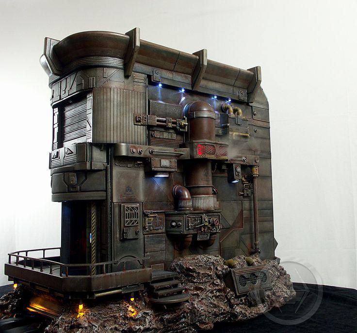The Coolest Doom PC Mod Case  3 of 3