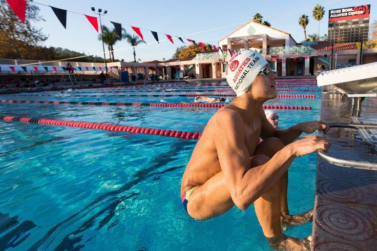 PHOTO VAULT: Rose Bowl Aquatics