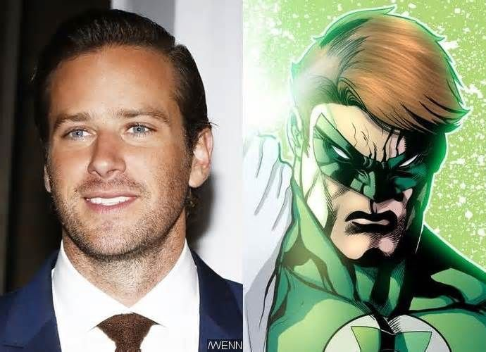 Did Geoff Johns Just Confirm That Armie Hammer Would Play Green Lantern in DC Movies? #geoff #johns #confirm #armie #hammer #would #green…