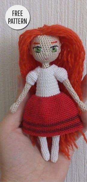 Amigurumi Doll Free Pattern Breien En Haken In Elkaar Zetten Van