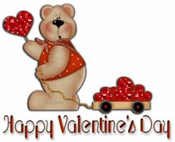 70 best valentine ecards for fangirlsboys images on pinterest gift these teddy valentines day cards to your loving partner to express your cute innocent love m4hsunfo