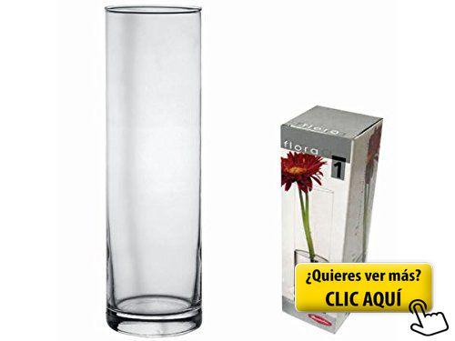 pasabahce flora jarrn cristal jarron