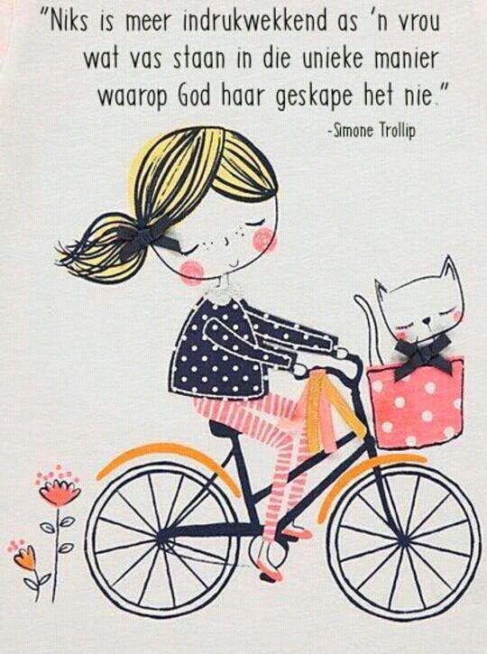 Wees jouself...(Simone Trollip) #Afrikaans #2bMe