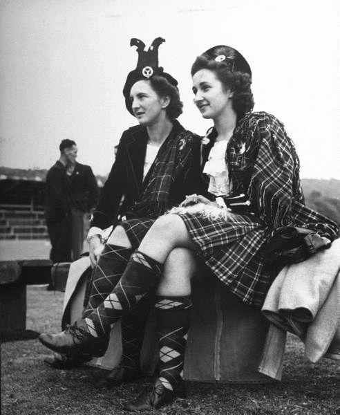 Scottish Girls, Margaret