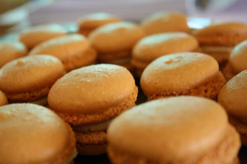 Adriano Zumbo's Salted Caramel Macarons