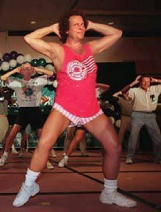 richard simmons happy birthday