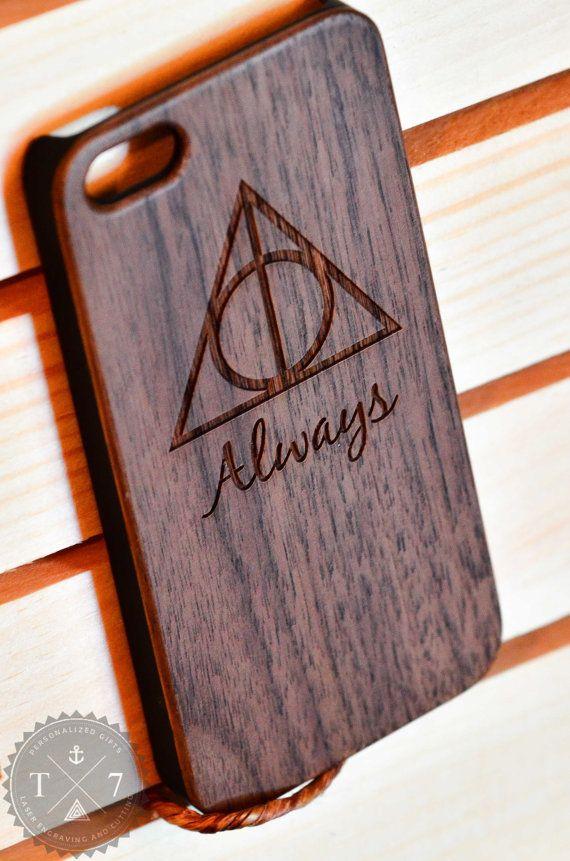 Harry Potter reliquias de la muerte siempre madera por StudioT7