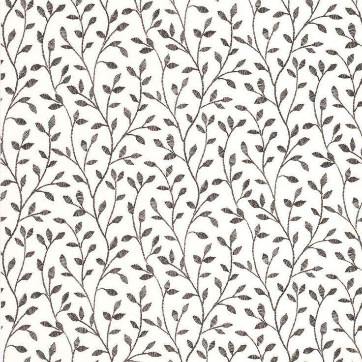 Boho Black And White Wallpaper