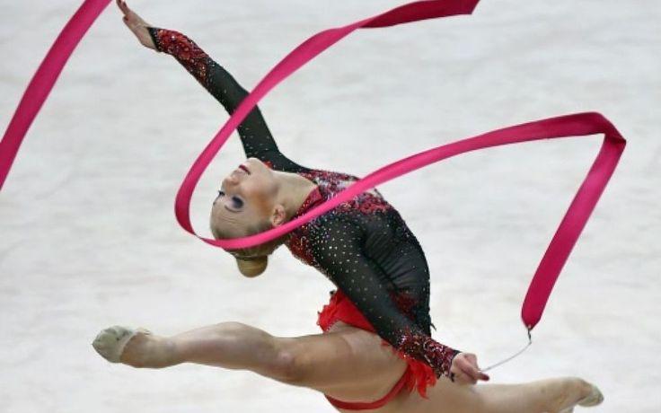 JO-2016/Gymnastique rythmique: une Française parmi les stars russes - le…
