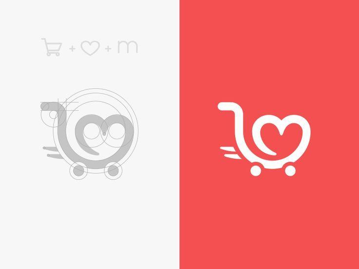 Logo Mark For Online Fashion Store Con Imagenes Logotipo De