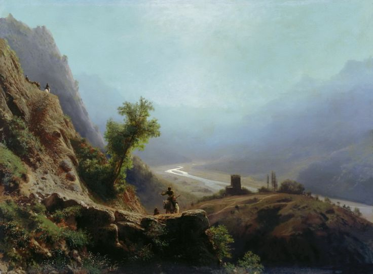 Lev Lagorio: Selected Paintings (Volume 15)