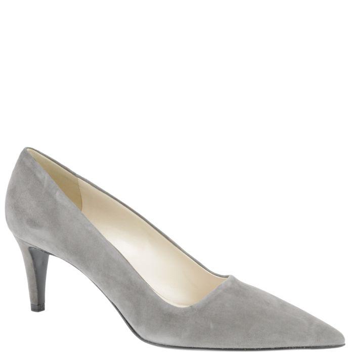 Grey Kitten Heels Fs Heel