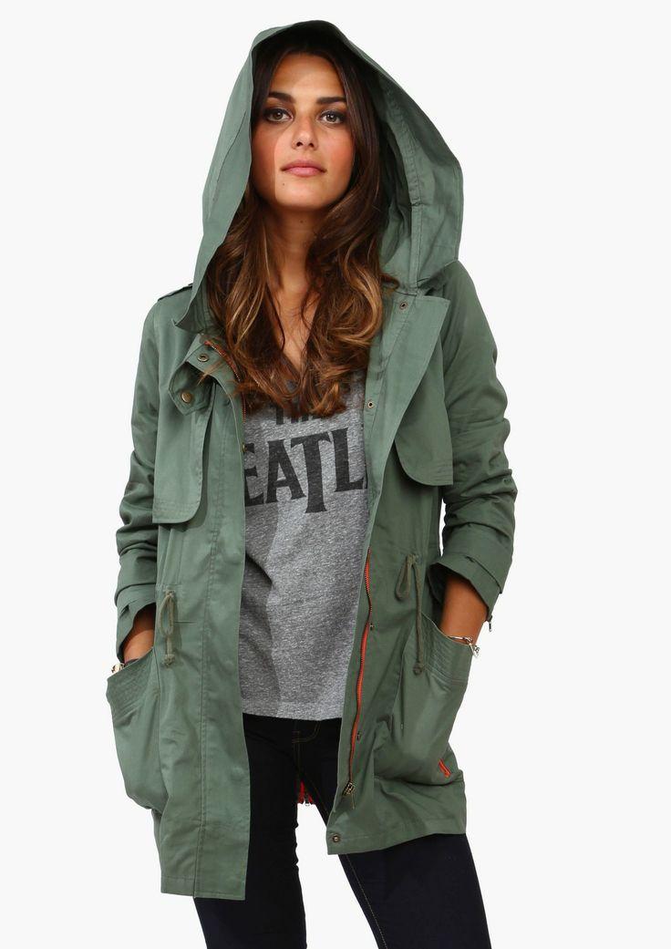 Army Jacket //