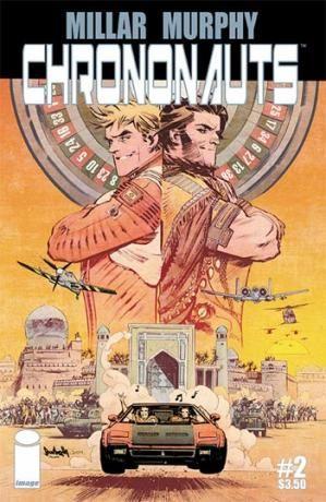 CHRONONAUTS #2 - アメコミ通販 アメコミ専門店 ブリスターコミックス : BLISTER comics