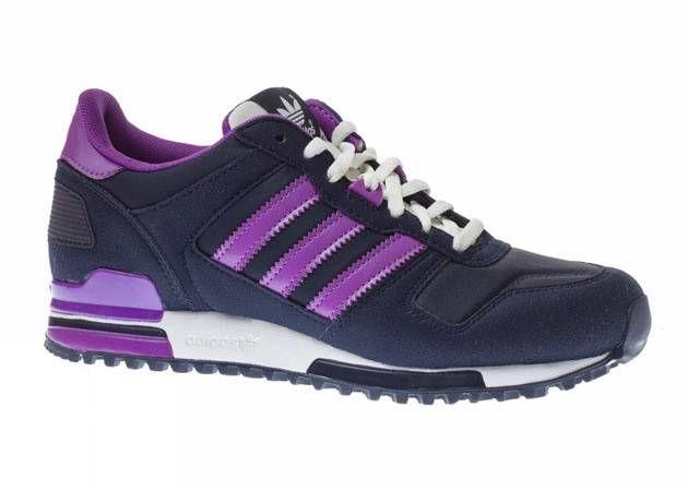 #adidas Originals ZX 700 W-Dark Navy-Labour Purple